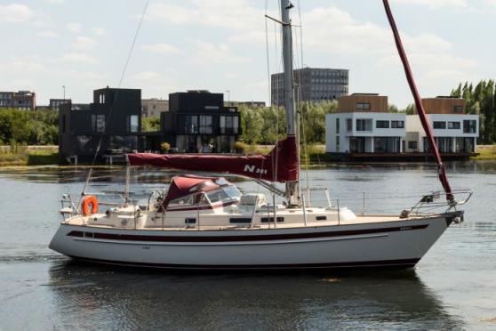 Annonce occasion, vente ou achat 'Najad 361 Luxueux yacht à cockpit cent'