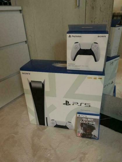 PlayStation 5 très bonne état