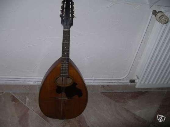 mandoline banjos rené gérome