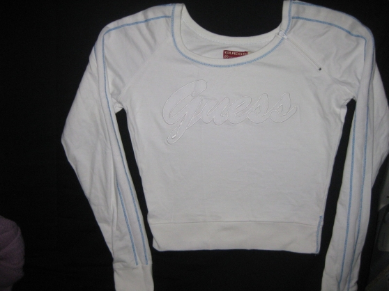 pull femme, Guess, tailleS