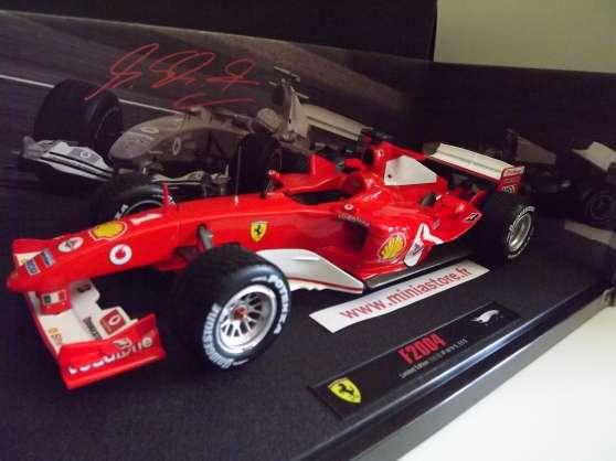 F1 1/18 Ferrari F2004 M.Schumacher 2004