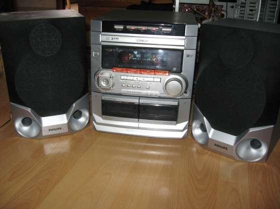 Chaine hi-fi Philips