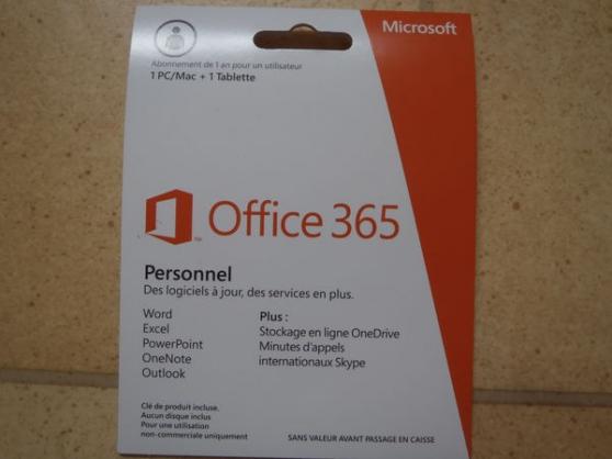 Office 365 pour Windows