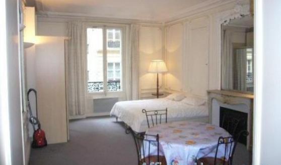 Studio Rue Bergère à Paris 9ème