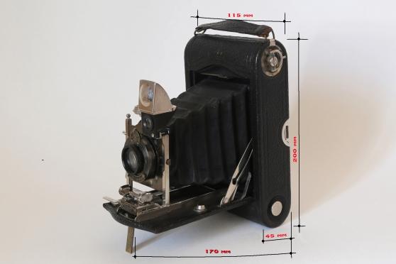 N°3 Autographic Kodak modèle G