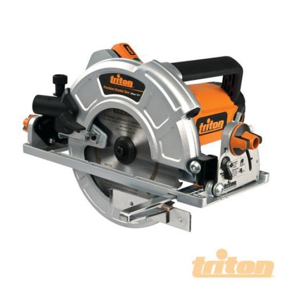 Triton 2300W Scie cercle de précisio