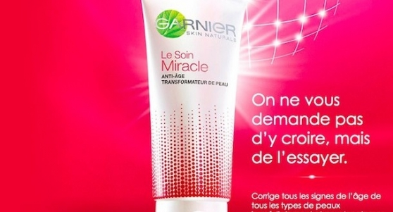 Miracle Garnier