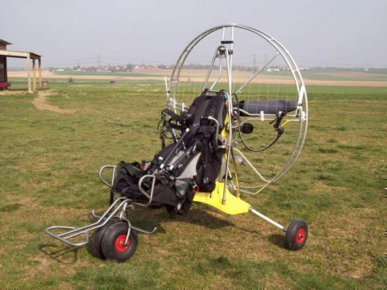 Annonce occasion, vente ou achat 'Paramoteur biplace wheely2'