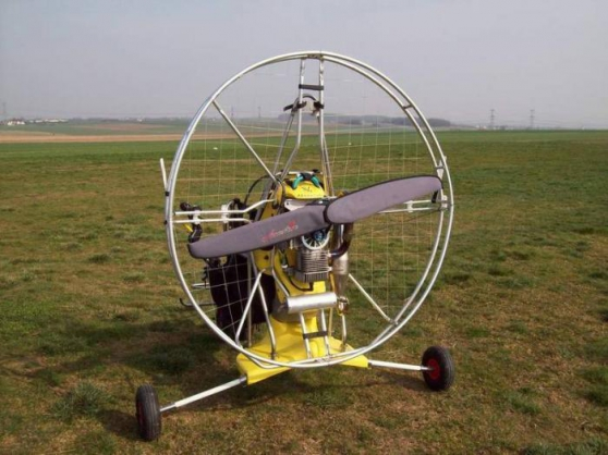 Paramoteur biplace wheely2 - Photo 2