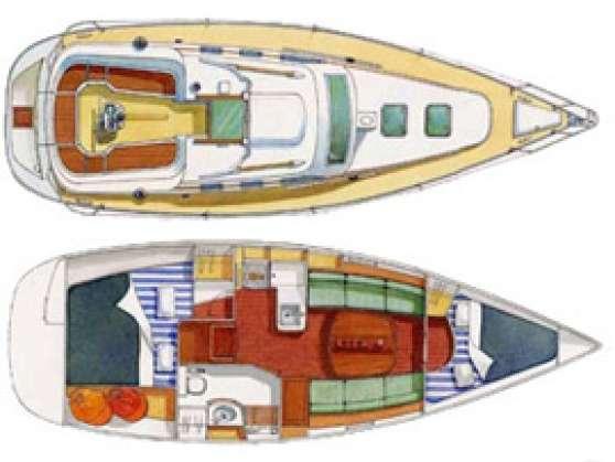 location Oceanis 323