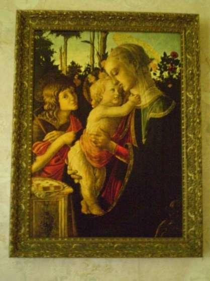 Annonce occasion, vente ou achat 'Don Tableau: La Vierge, l\'Enfant Jésus'