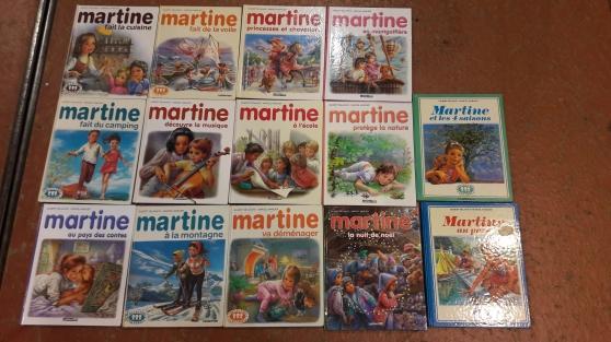 livres martine et juliette - Annonce gratuite marche.fr