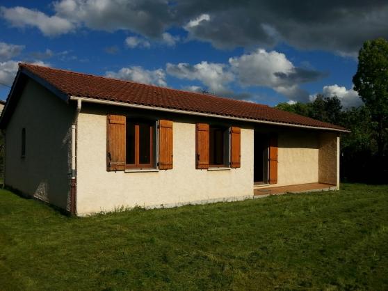 Maison T4 90m2 Plaind Pied Saint-Gaudens