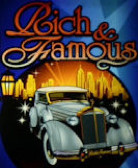 """Machine à sous Bally \""""Rich & Famous\"""" - Photo 4"""