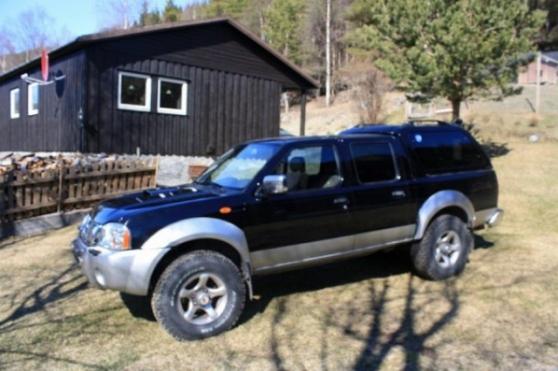 Pick up 4x4 de 1999-pneus tout terrain