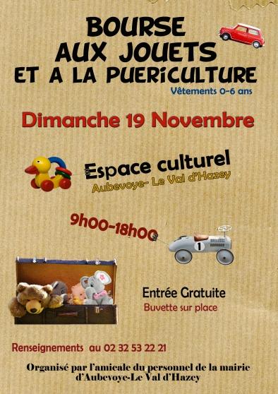 bourse aux jouets et à la puériculture - Annonce gratuite marche.fr