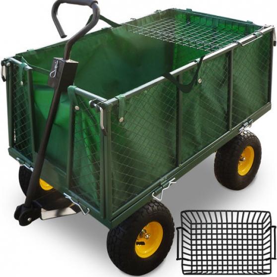 Chariot de jardin 550Kg NEUF+GTE
