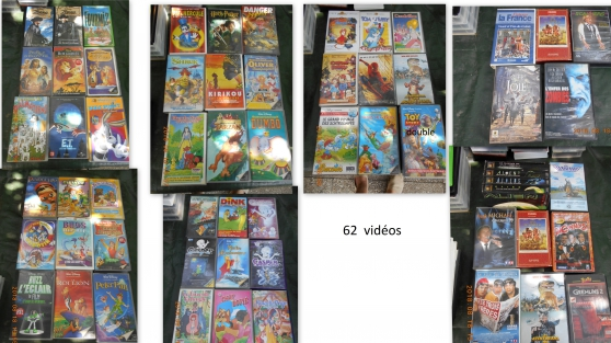 Annonce occasion, vente ou achat 'vidéo enfants'