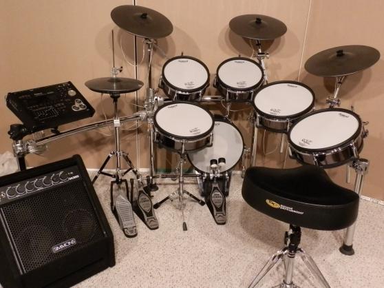 Roland TD30kv Electronic V Drum Set