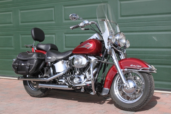 Annonce occasion, vente ou achat 'Harley-Davidson FLSTCI Heritage Classic'