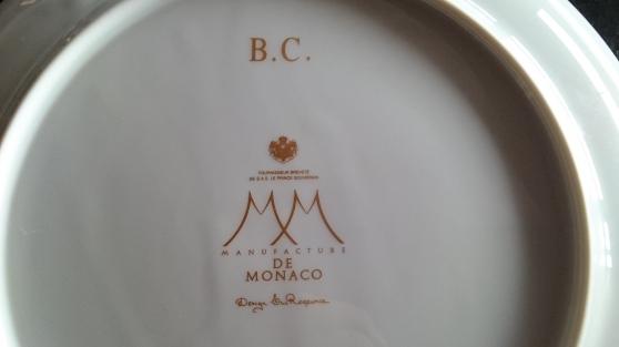 Porcelaine Manufacture de Monaco - Photo 2