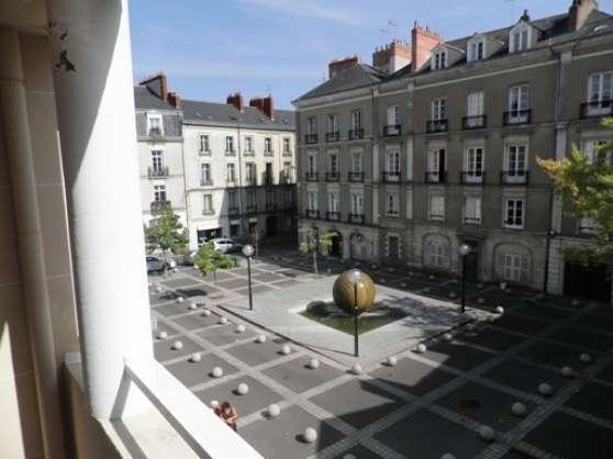 Annonce occasion, vente ou achat 'T3 a louer Nantes, Place Viarme'