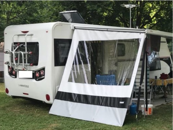 Annonce occasion, vente ou achat 'Caravane LA MANCELLE 550SA EXCELLENCE'