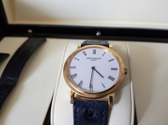 Patek Philippe Calatrava 5120j - Photo 1