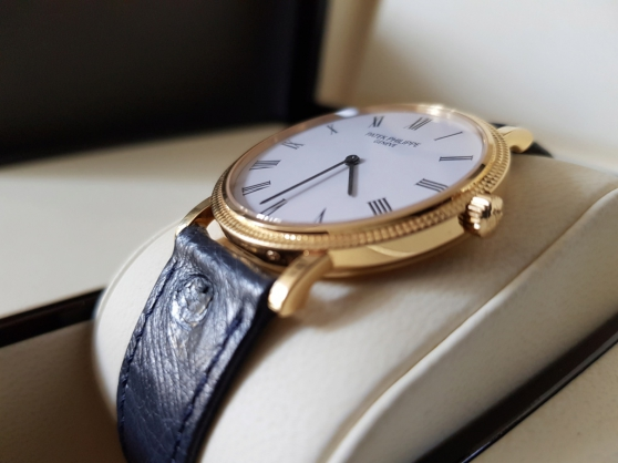 Patek Philippe Calatrava 5120j - Photo 2