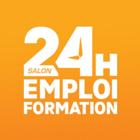 Annonce occasion, vente ou achat '24 HEURES POUR L\'EMPLOI ET LA FORMATION'