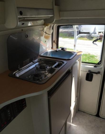 Camping-car Volswagen VASP Transporter