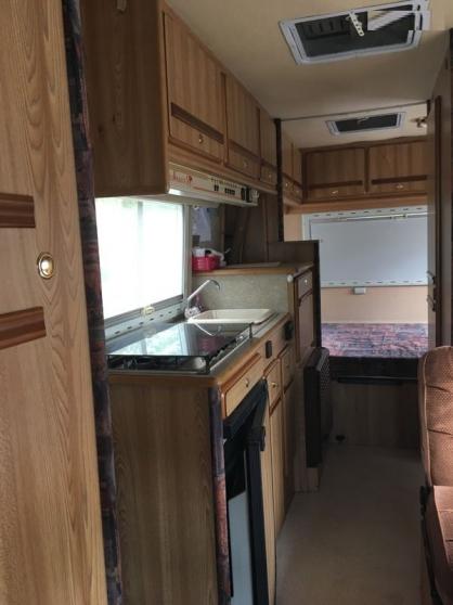Camping car le voyageur . Profile px6