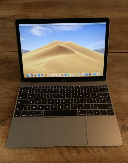 Apple MacBook Retina 12' Gris sidéral