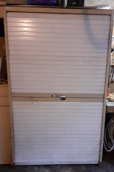 armoire métalique