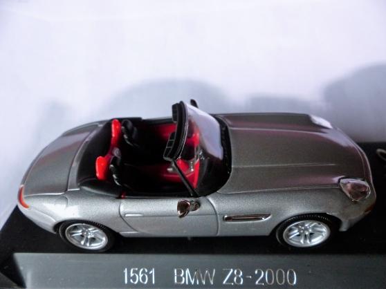 Annonce occasion, vente ou achat '2 miniatures SOLIDO 1/43 BMV -VOLKSWAGEN'