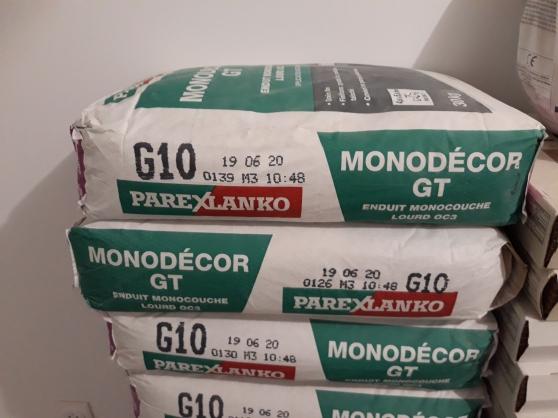 Vend sacs enduit G10 - Photo 2