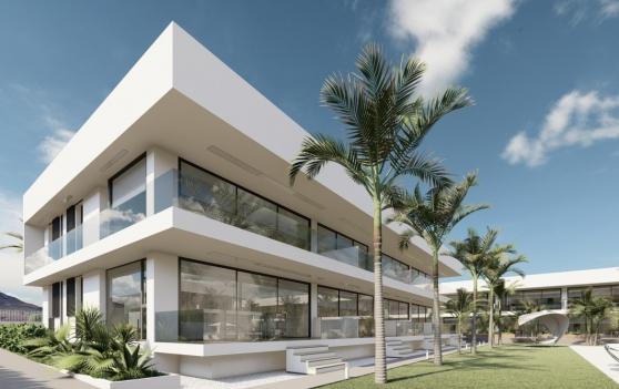 Nouveaux bungalows contemporains
