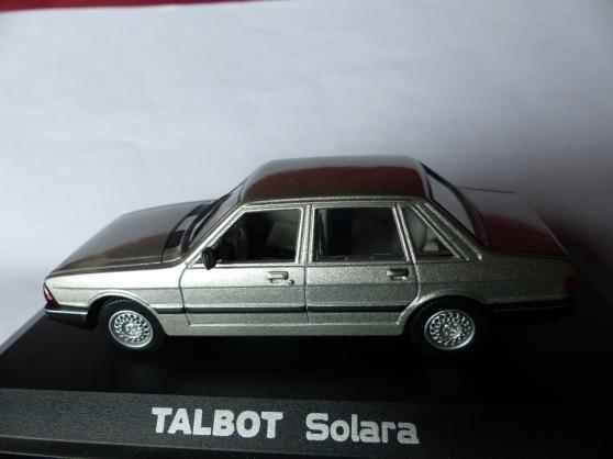 TALBOT SOLARA NOREV 1/43ème