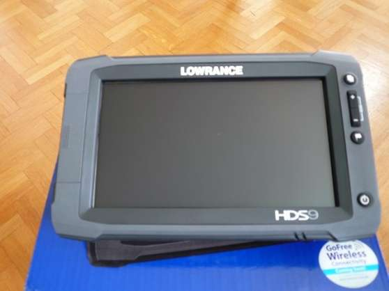 sondeur gps lowrance hds 9 gen 2 touch nautisme p che la. Black Bedroom Furniture Sets. Home Design Ideas