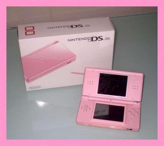 Console Nintendo DS LITE neuve rose