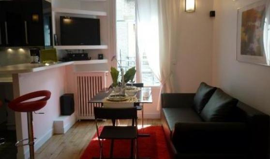 Annonce occasion, vente ou achat 'Appartement meublé 24 m² située au 1er'