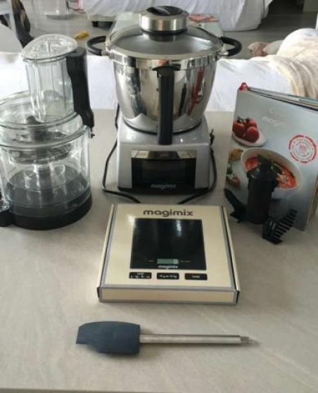 Annonce occasion, vente ou achat 'Magimix COOK EXPERT'