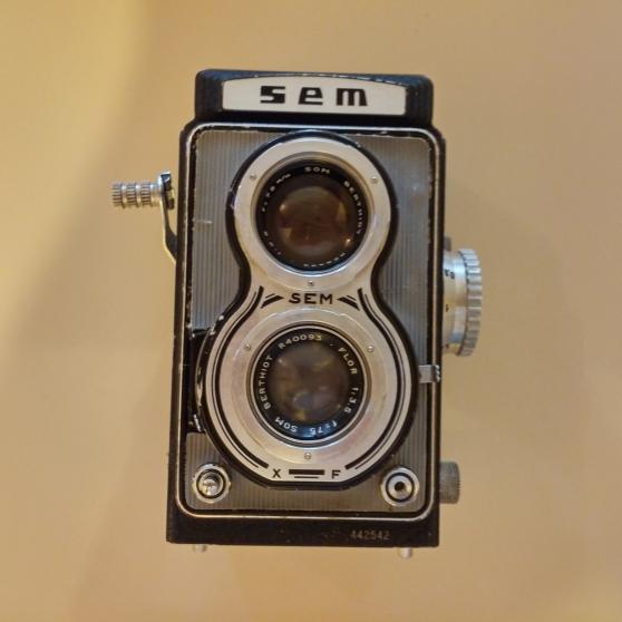 Annonce occasion, vente ou achat 'SEMflex appareil photo 6x6 reflex'