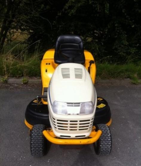 Tracteur tondeuse Cub Cadet