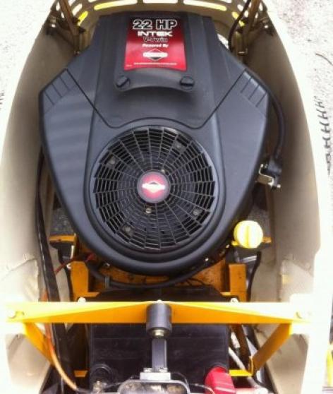 Tracteur tondeuse Cub Cadet - Photo 4