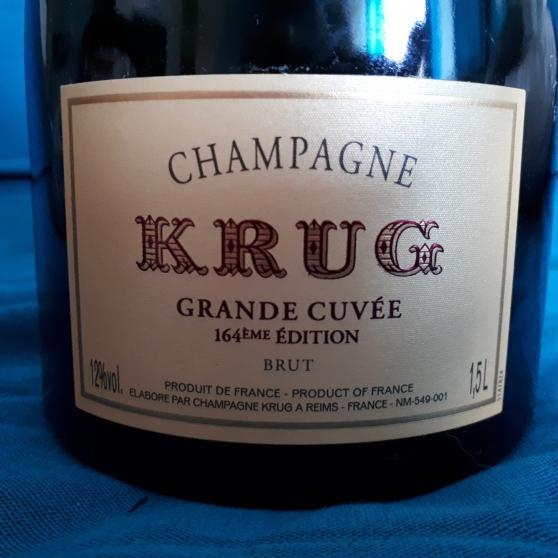 Krug Magnum Grande Cuvée 164me edition - Photo 2
