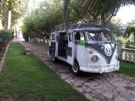 Volkswagen T1 caravane eriba
