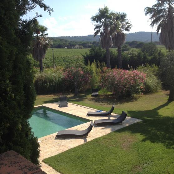saint tropez villa **** piscine chauffée - Annonce gratuite marche.fr