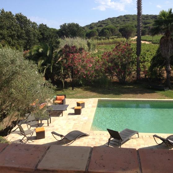 SAINT TROPEZ VILLA **** piscine chauffée - Photo 2