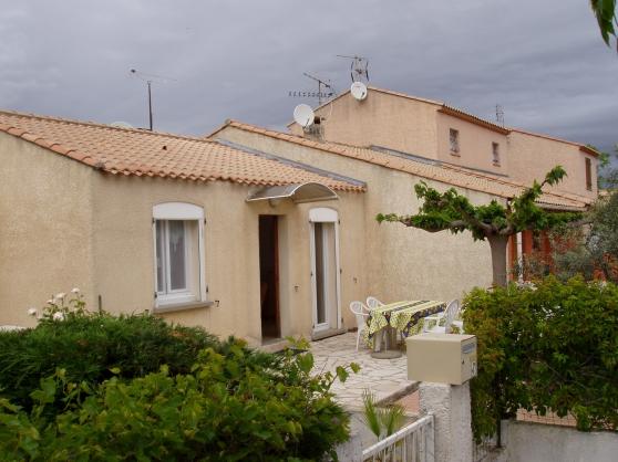 Maison de vacances a Vendres proche mer